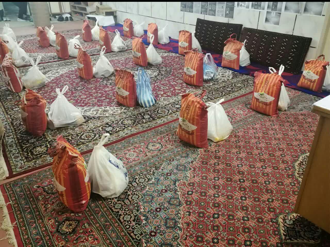 استمرار کمکهای مومنانه از برکات فعالیت مساجد در دوره کرونا است