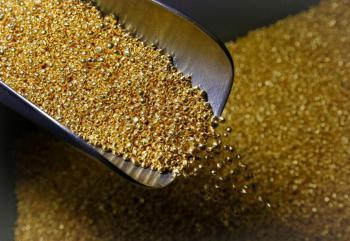 ثبت بزرگترین ریزش قیمت طلا در هفت سال اخیر