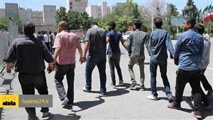دستگیری راهزنان مسلح در جاده های خوزستان