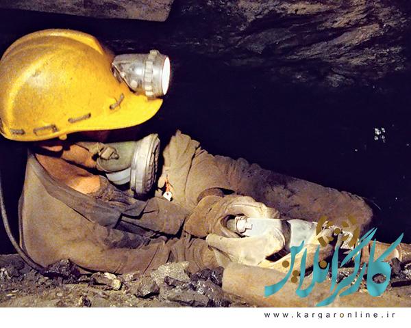 کارگر مصدوم حادثه معدن کرومیت منوجان جان باخت