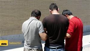 اعتراف باند سارقان خودرو به 50 فقره سرقت در رسالت