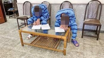 دستگیری پسرعاشق پیشه ای که فکر می کرد گروگانش را کشته است