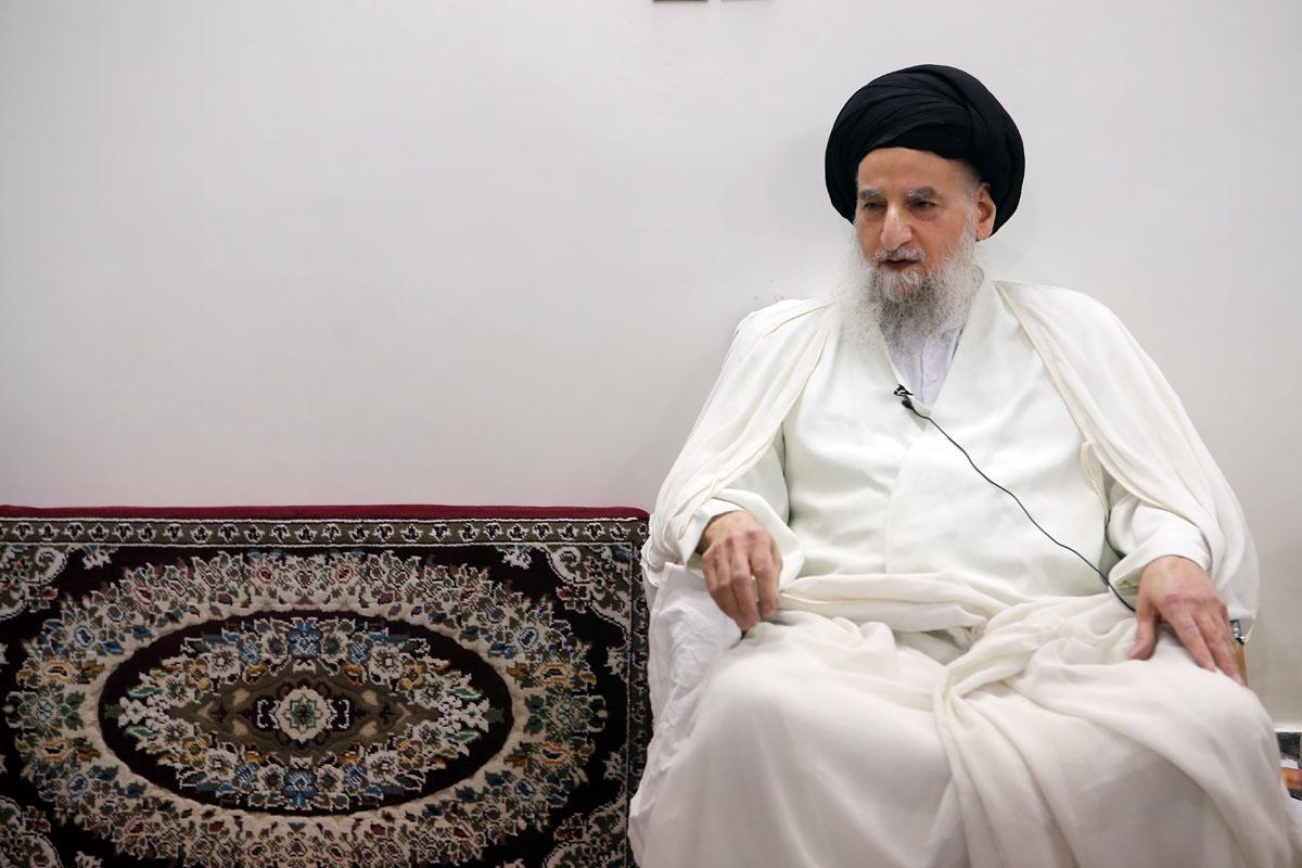 آیت الله مدرسی یزدی درگذشت + زندگینامه