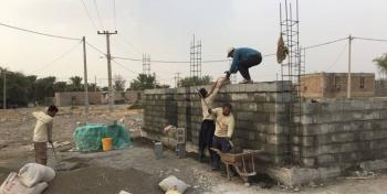 هیأتی متولی ساخت خانه پیرزن بندرعباسی شد