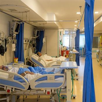 بیماران کرونا با ۱۰۰ میلیون تومان در نوبت بستری بیمارستان خصوصی