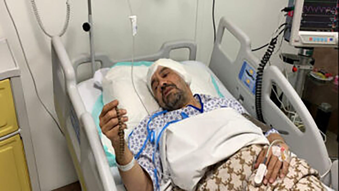 مداح سرشناس تحت عمل جراحی قرار گرفت