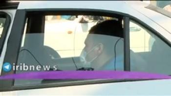 پلیس راهور سارق را هنگام خفت گیری در بزرگراه آزادگان به دام انداخت