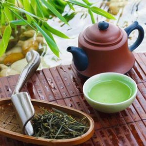 تاثیر چای سبز بر سلامت خانم ها