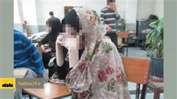 محاکمه زنی که شوهرش را خفه کرده بود