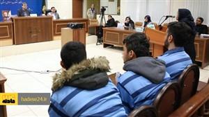محاکمه عاملان جنایت اینستاگرامی در ورامین