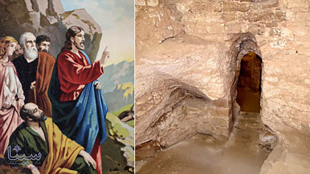 خانه کودکی حضرت عیسی شناسایی شد + عکس