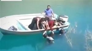 مرگ تلخ سه جوان مینابی در واژگونی قایق