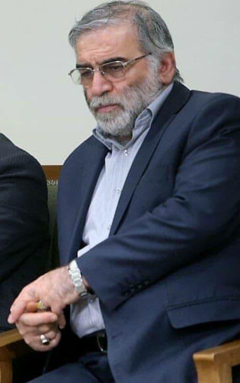 ترور دانشمند هسته ای ایران در دماوند