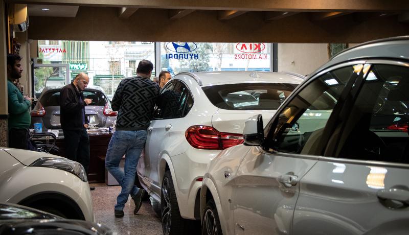 ریزشهای میلیاردی در بازار خودروهای آغاز شد