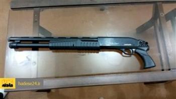 مرگ تلخ پسر 10 ساله در بازی کودکانه با تفنگ شکاری