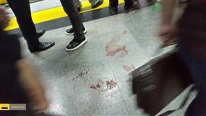 خودکشی مرد 60 ساله در مترو تهران