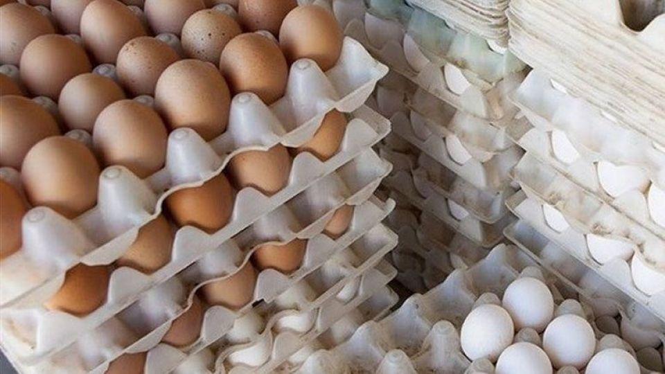 هر شانه تخممرغ به مرز ۴۰ هزار تومان رسید