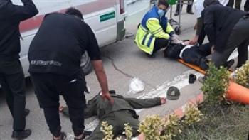 حمله راننده جوان به 2 پلیس مازندرانی به خاطر ۳۰هزار تومان