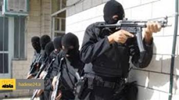 نجات 3 گروگان از چنگال گروگان گیران در کرمان