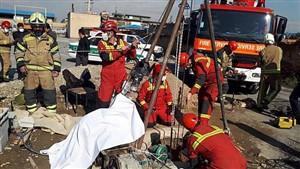 مرگ کارگر 22 ساله هنگام کار در چاه