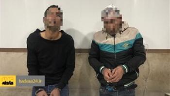 جنایت مسلحانه در مشهد به خاطر رقابت عشقی