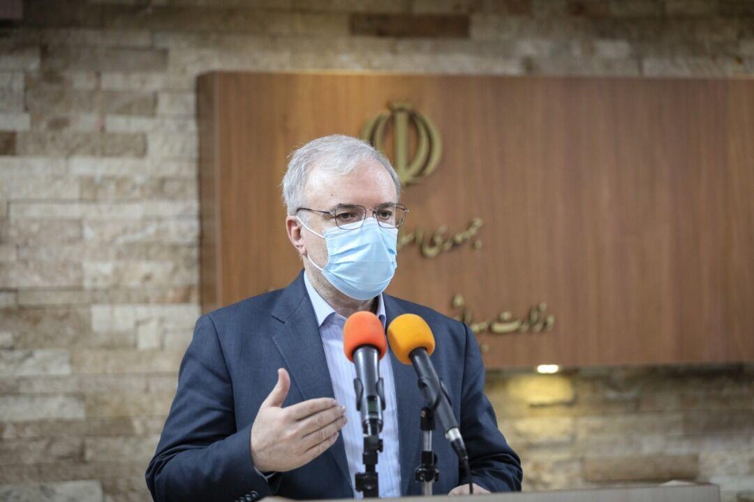 وزیر بهداشت: ایران بهار ۱۴۰۰ تولید کننده واکسن کرونا میشود