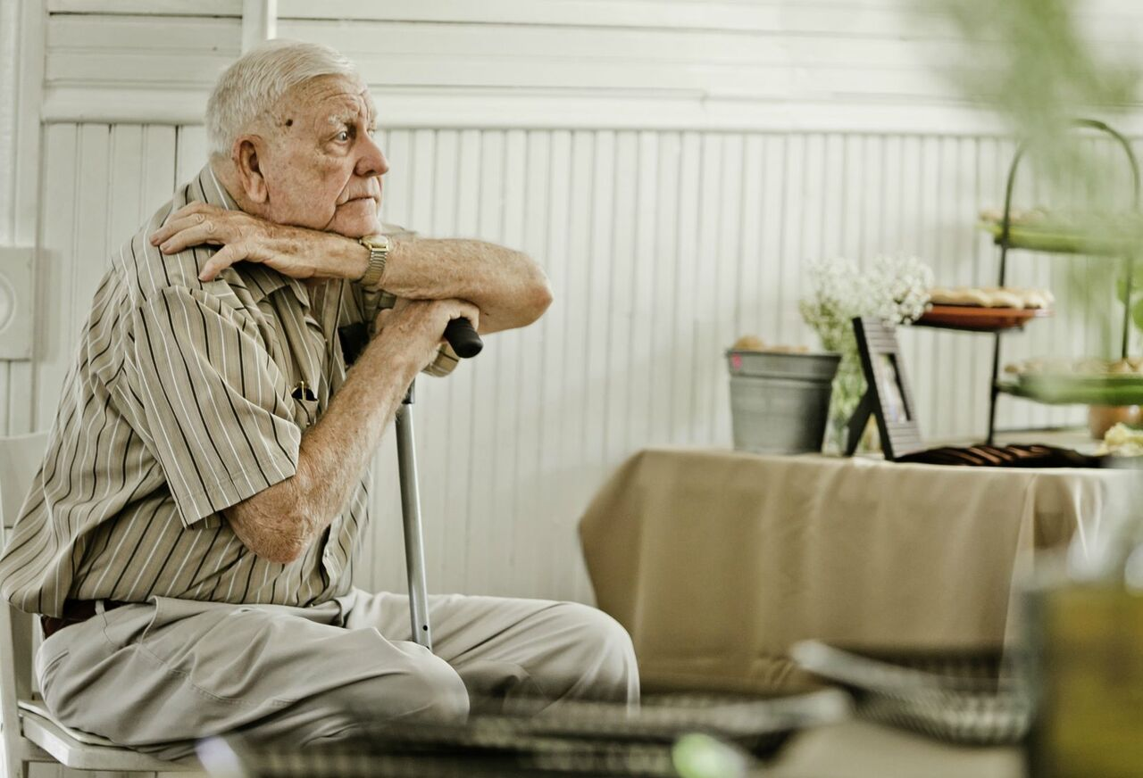خطرات کرونا در افراد با سن بالا ۲۰ برابر بیشتر است