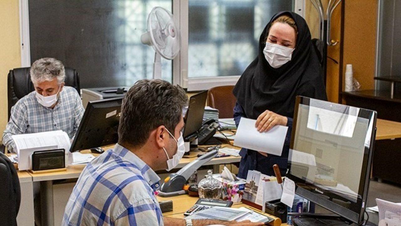 معاون استاندار تهران خبر داد؛ دورکاری ۵۰ درصدی کارمندان تهران از فردا