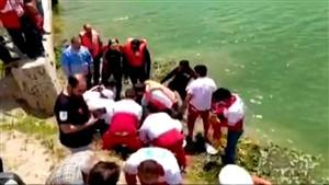 کشف جسد مرد 35 ساله در رودخانه کشکان پلدختر