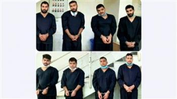 سرقت با لباس پلیس / سارقان را شناسایی کنید
