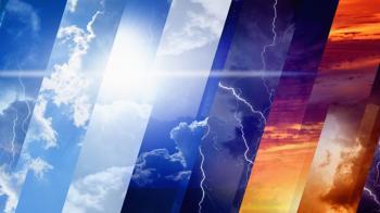 آخرین وضعیت آب و هوای کشور در ۱۹ آذر؛ بارش برف و باران در استانهای آذربایجان شرقی، گیلان و مازندران