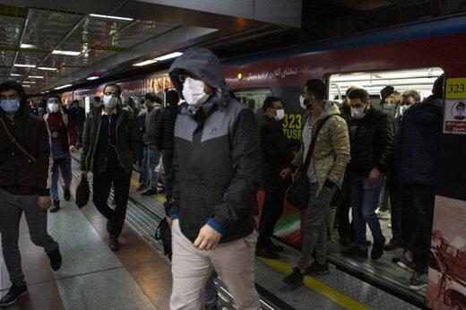 میزان ابتلا به کرونا در تهران همچنان بالاست