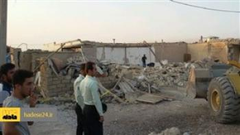 انفجار خونین یک خانه در ساوه