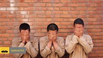 زورگیری ۳ مرد نقابدار در شیراز