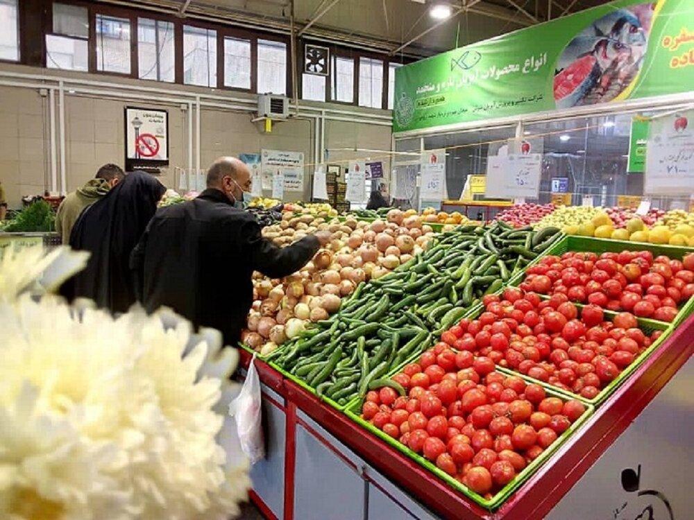 قیمت انواع میوه و صیفی پرمصرف در عمده فروشی اعلام شد