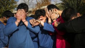 باند مخوف «حمید پلنگ» در شیراز متلاشی شد
