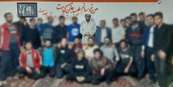 امام محلهای که ۲۰۳ معتاد را ترک داد و کار برایشان جور کرد+عکس و فیلم