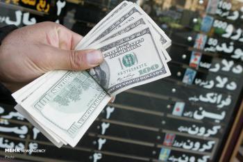 قیمت دلار ۲۴ آذر ۹۹ به ۲۵ هزار و ۷۵۰ تومان رسید