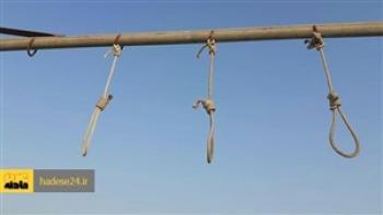 اعدام با طناب دار مجازات عاملان تجاوز به دختر جوان
