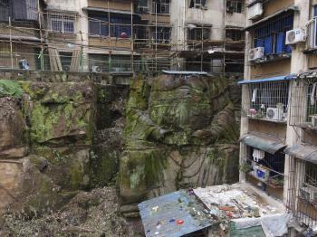 کشف یک مجسمه غولپیکر بودا در چین