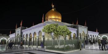 وقتی حضرت زینب (س) مانع تعطیل شدن حرم میشود