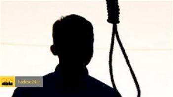 لحظه نجات قاتل از چوبه دار در زندان زنجان