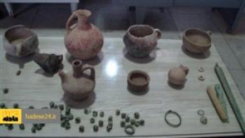 کشف گنج تاریخی ازیک قاچاقچی در اسلام آبادغرب