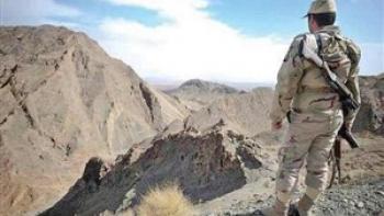 شهادت نبیالله خطیری فرمانده گروهان مرزی کرند گلستان