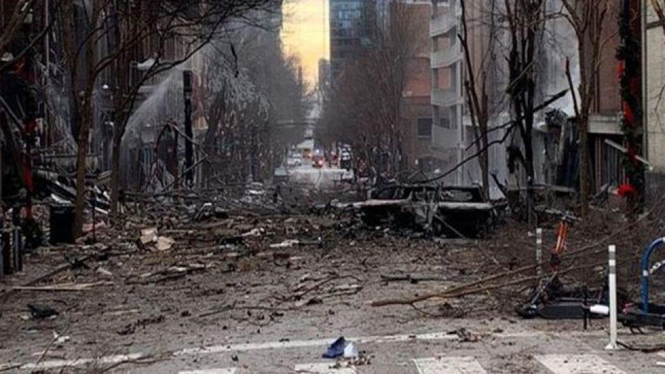 هویت عامل حمله انتحاری نشویل مشخص شد