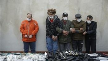 سرقت ۱۰ میلیاردی سارقان منازل در تهران