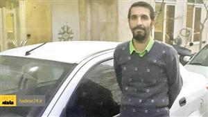 مرد فداکار چطور مانع خودکشی پسر ۲۰ ساله در بزرگراه امام علی شد