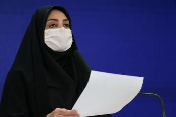 آمار کرونا در ایران، ۱۲ دی ۹۹/ شناسایی ۶۲۸۶ بیمار و ۱۱۴ فوتی جدید