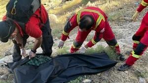سقوط مرگبار نوجوان ۱۲ ساله از ارتفاعات «شره زول» ایوان