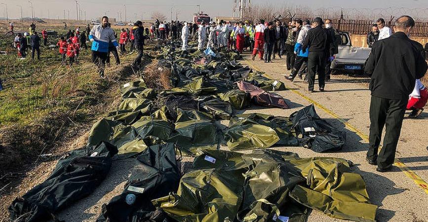 بنیاد شهید: ۱۲۷ نفر از مسافران هواپیما اوکراینی به عنوان شهید معرفی شده اند